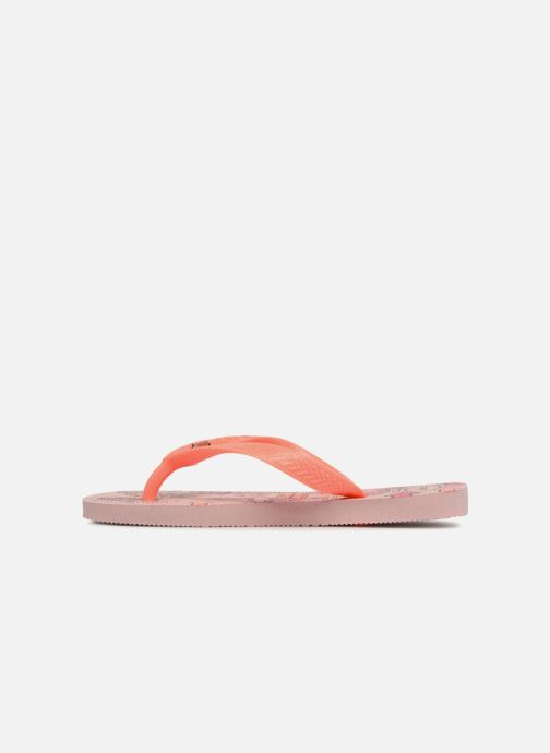 Tongs Havaianas Kids Fantasy Rose vue face