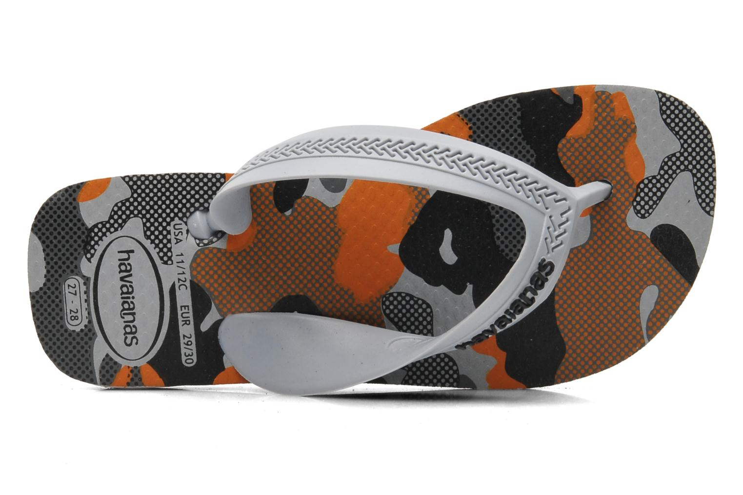 Flip flops Havaianas Kids Max Trend Multicolor view from the left