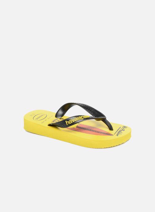 8a5062767174e0 Havaianas Kids Minions (Yellow) - Flip flops chez Sarenza (286616)