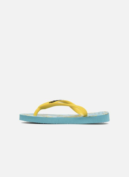 Tongs Havaianas Kids Minions Gris vue face