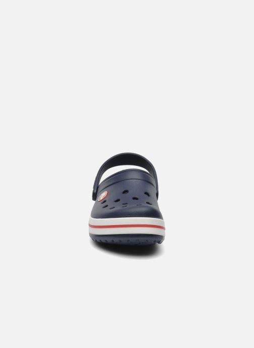 Sandalen Crocs CrocbandKids blau schuhe getragen