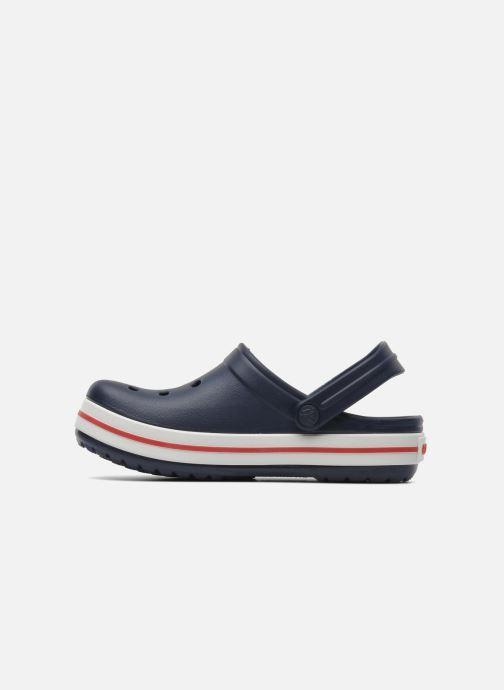 Sandalen Crocs CrocbandKids blau ansicht von vorne