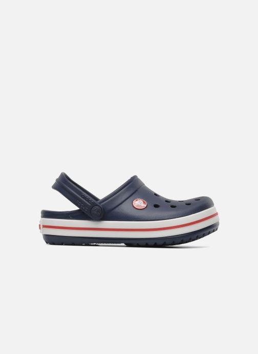 Sandalen Crocs CrocbandKids blau ansicht von hinten