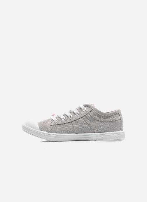 Sneakers Le temps des cerises Lc Basic 02 Grigio immagine frontale