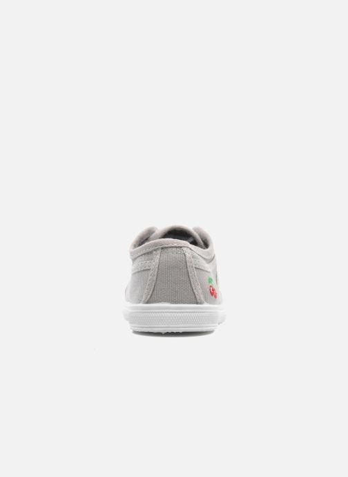 Sneakers Le temps des cerises Lc Basic 02 Grigio immagine destra