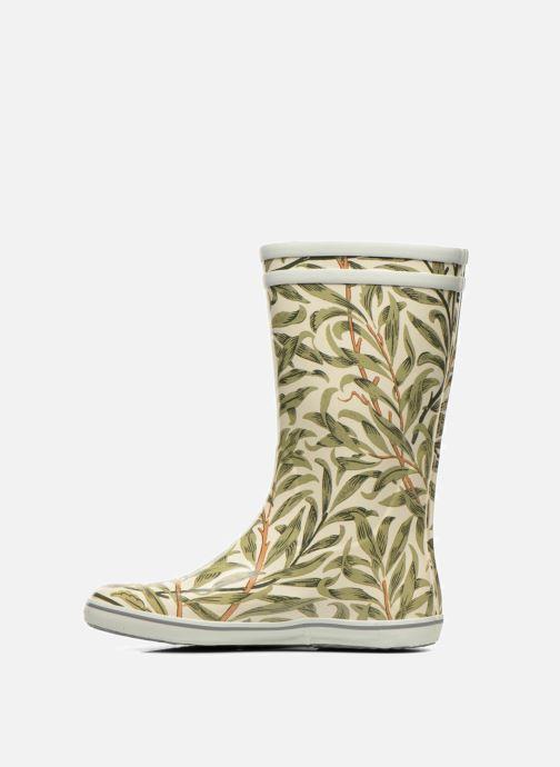 Stiefeletten & Boots Aigle Malouine Print beige ansicht von vorne