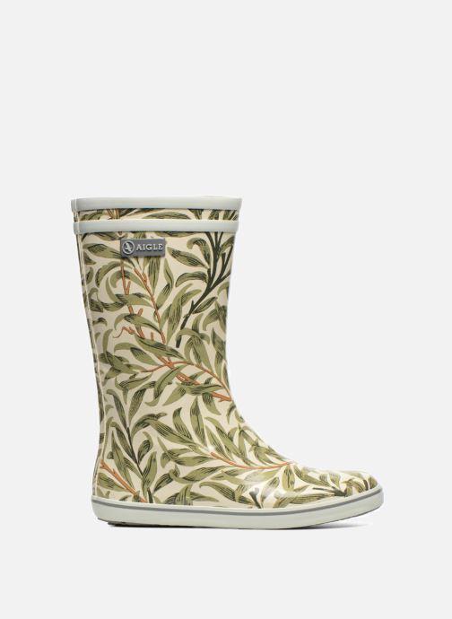 Stiefeletten & Boots Aigle Malouine Print beige ansicht von hinten