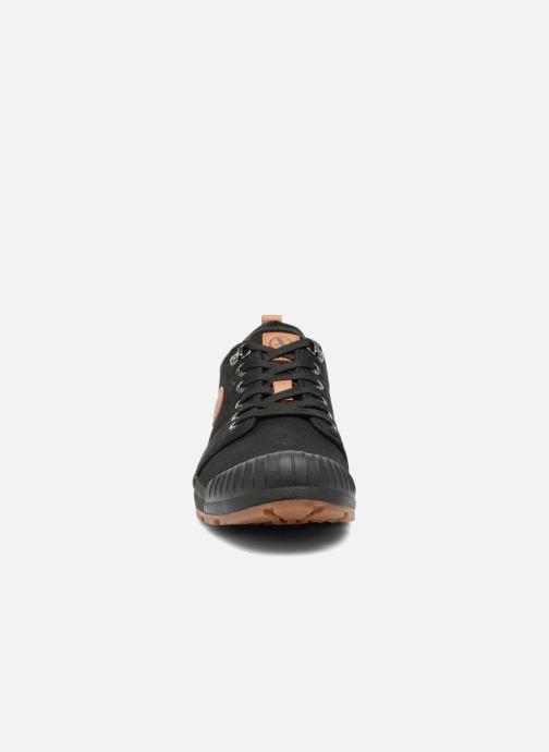Sneaker Aigle Tenere Light Low Cvs schwarz schuhe getragen