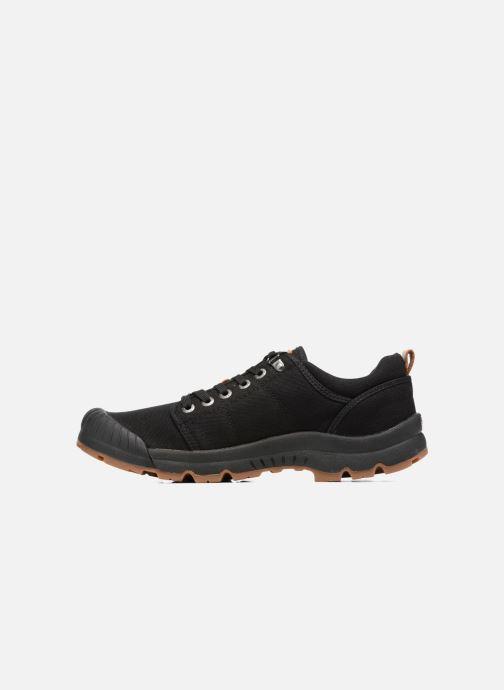 Sneaker Aigle Tenere Light Low Cvs schwarz ansicht von vorne