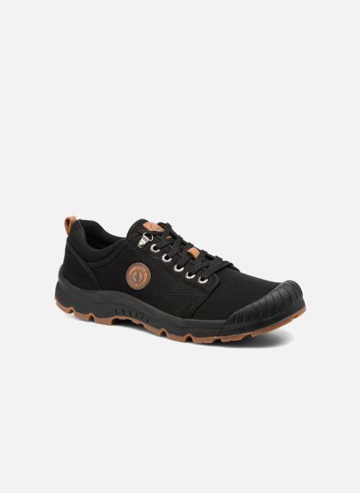 Sneaker Aigle Tenere Light Low Cvs schwarz detaillierte ansicht/modell