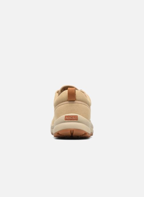 Trainers Aigle Tenere Light Low Cvs Beige view from the right