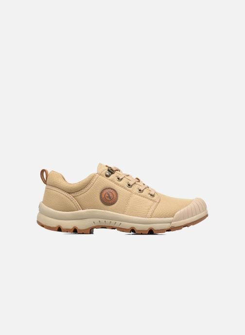 Trainers Aigle Tenere Light Low Cvs Beige back view