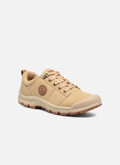 Sneaker Aigle Tenere Light Low Cvs beige detaillierte ansicht/modell