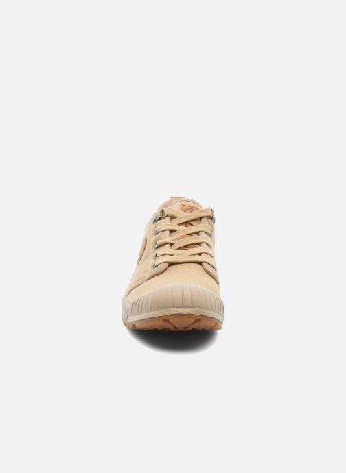 Sneaker Aigle Tenere Light Low W Cvs beige schuhe getragen