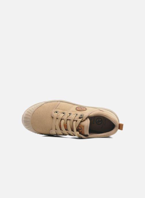 Sneaker Aigle Tenere Light Low W Cvs beige ansicht von links