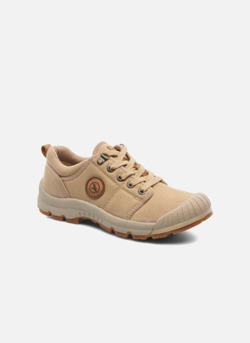 Sneakers Aigle Tenere Light Low W Cvs Beige detaljeret billede af skoene