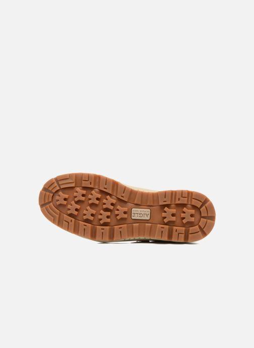 Sneakers Aigle Tenere Light Low W Cvs Groen boven