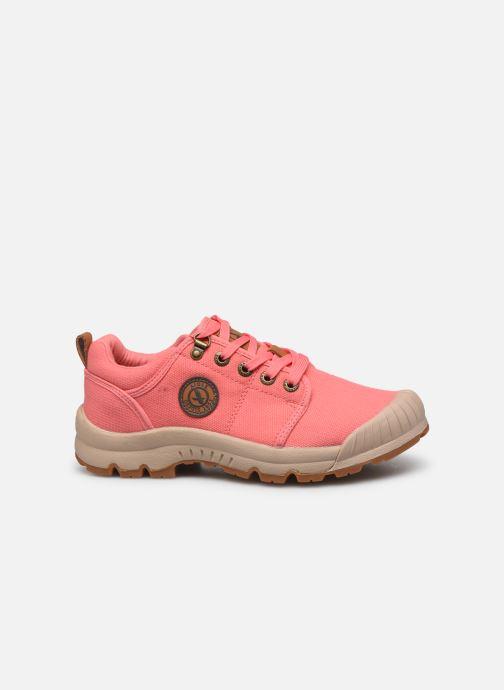 Sneaker Aigle Tenere Light Low W Cvs rosa ansicht von hinten