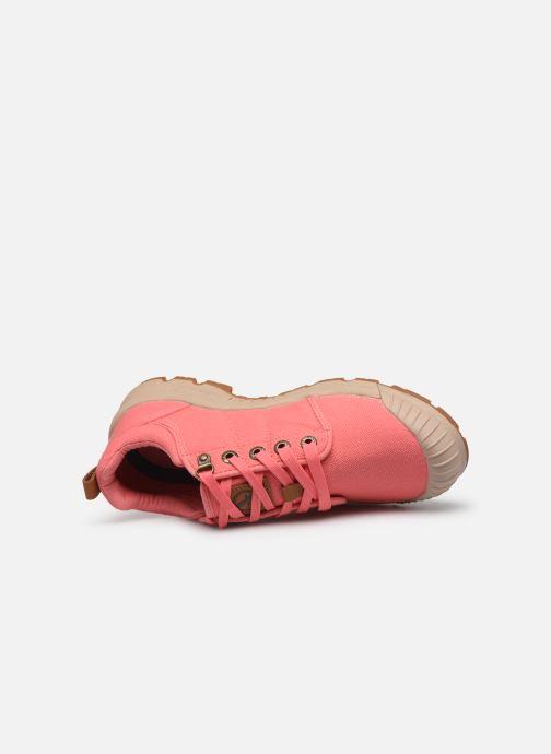 Sneaker Aigle Tenere Light Low W Cvs rosa ansicht von links