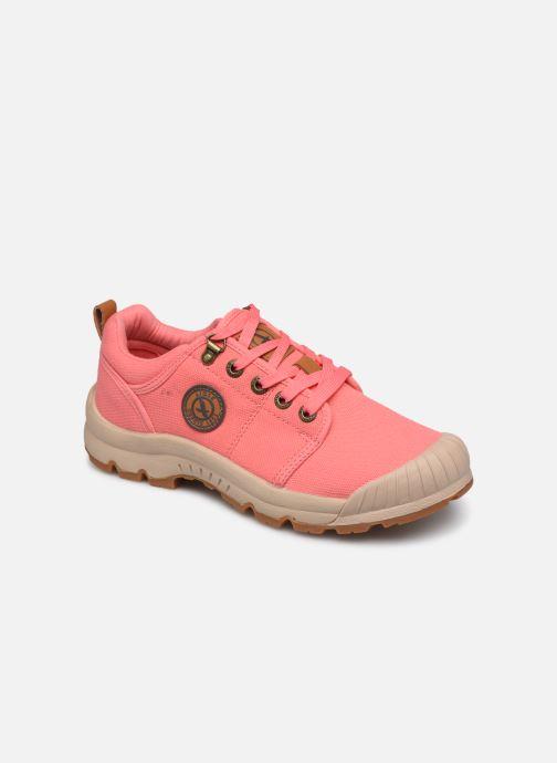 Sneaker Aigle Tenere Light Low W Cvs rosa detaillierte ansicht/modell