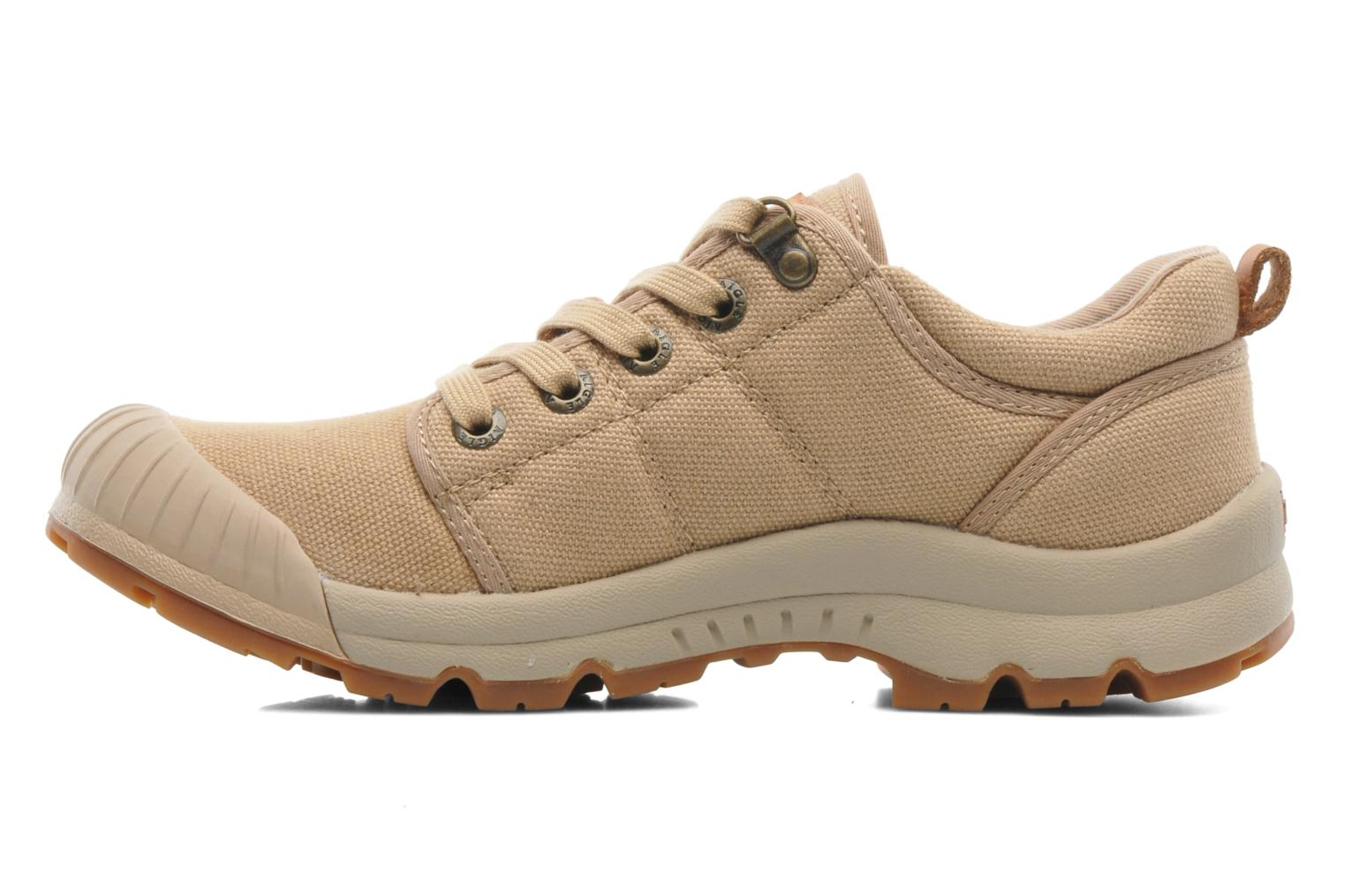 Trainers Aigle Tenere Light Low W Cvs Beige front view