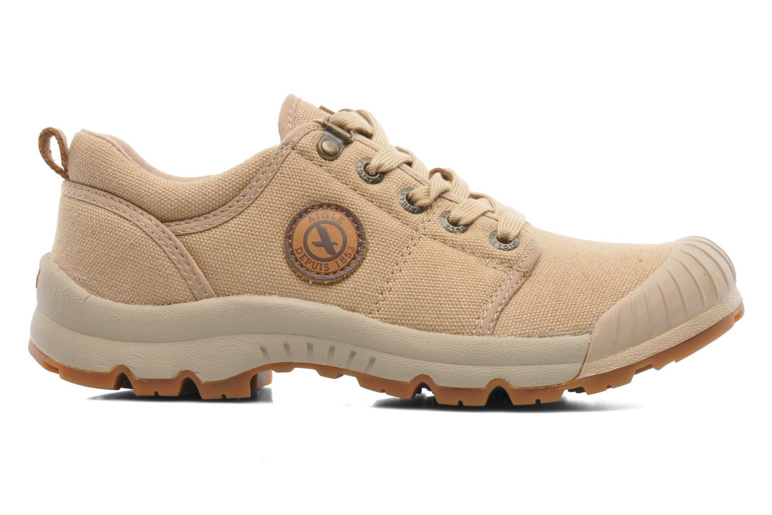 Trainers Aigle Tenere Light Low W Cvs Beige back view