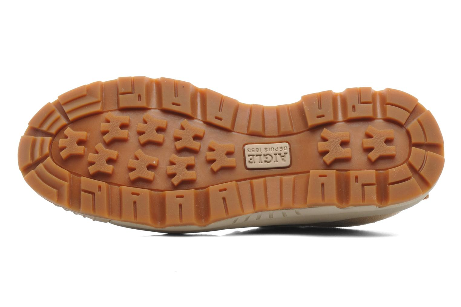 Trainers Aigle Tenere Light Low W Cvs Beige view from above