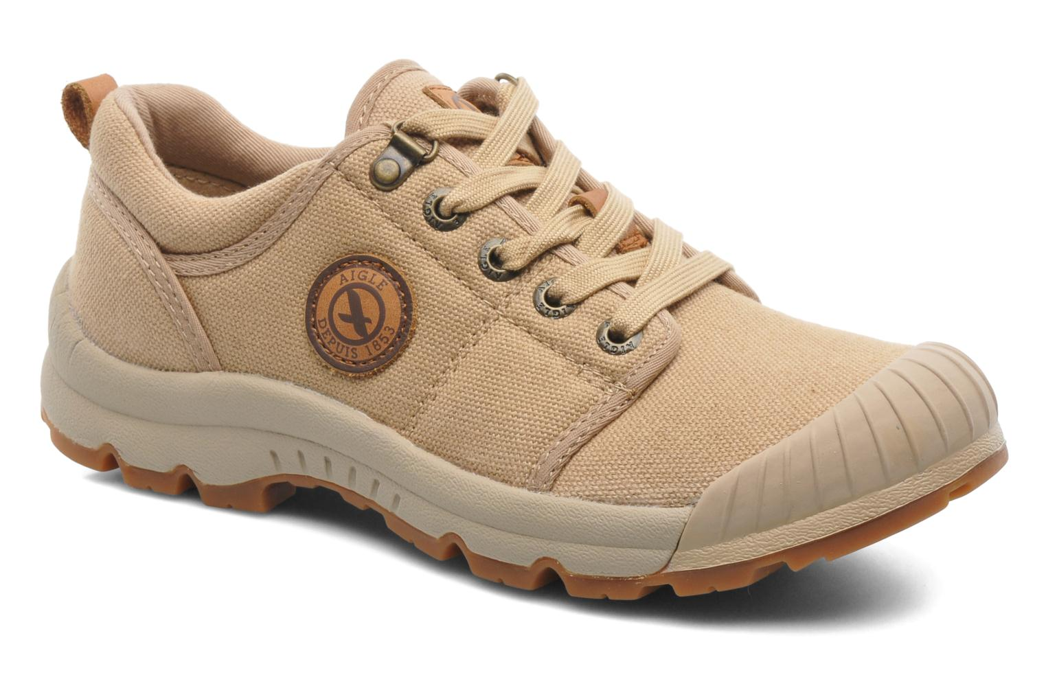 Trainers Aigle Tenere Light Low W Cvs Beige detailed view/ Pair view