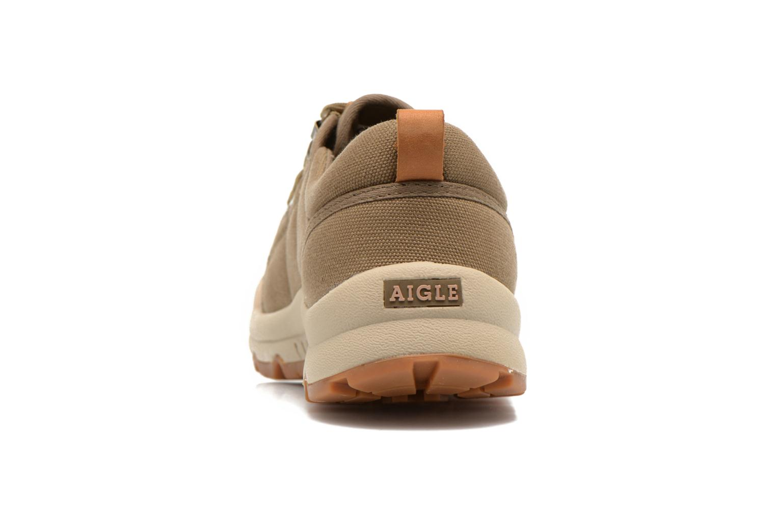 Trainers Aigle Tenere Light Low W Cvs Green view from the right
