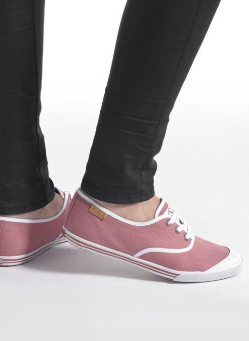 Sneakers Aigle Lauriel Rosa immagine dal basso