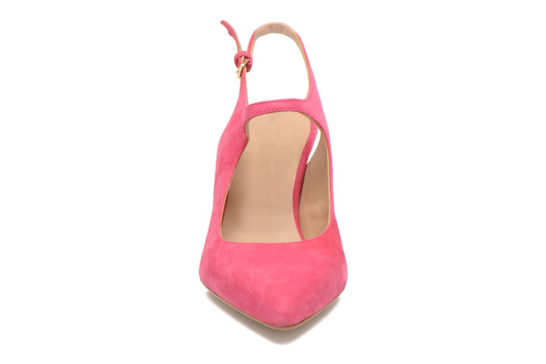 Escarpins Georgia Rose Amalsa Rose vue portées chaussures