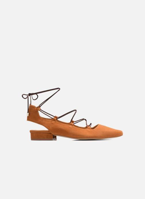 Ballerinas Made by SARENZA Seven Tease #3 braun detaillierte ansicht/modell