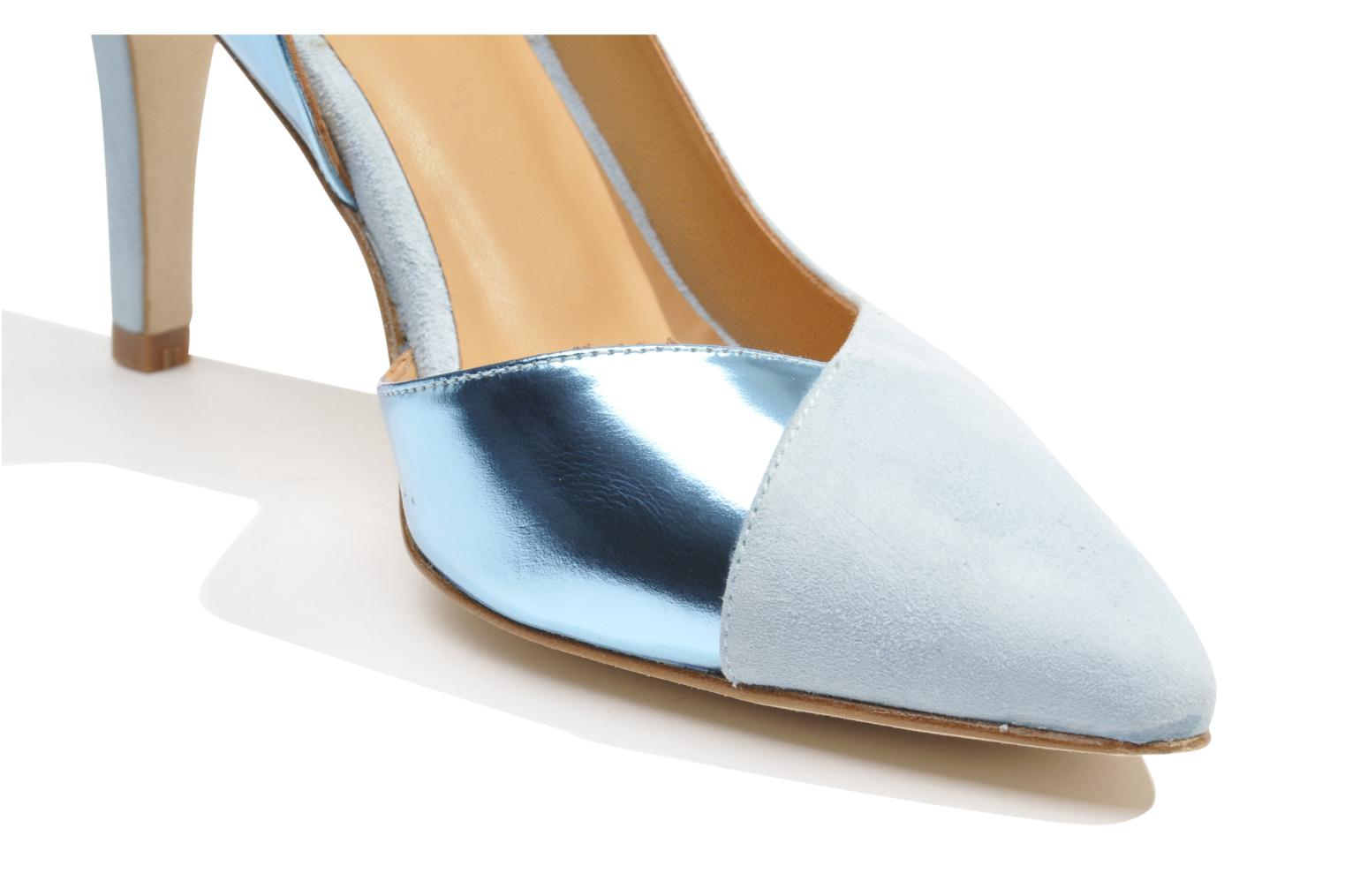 High heels Made by SARENZA Roudoudou #6 Blue view from above