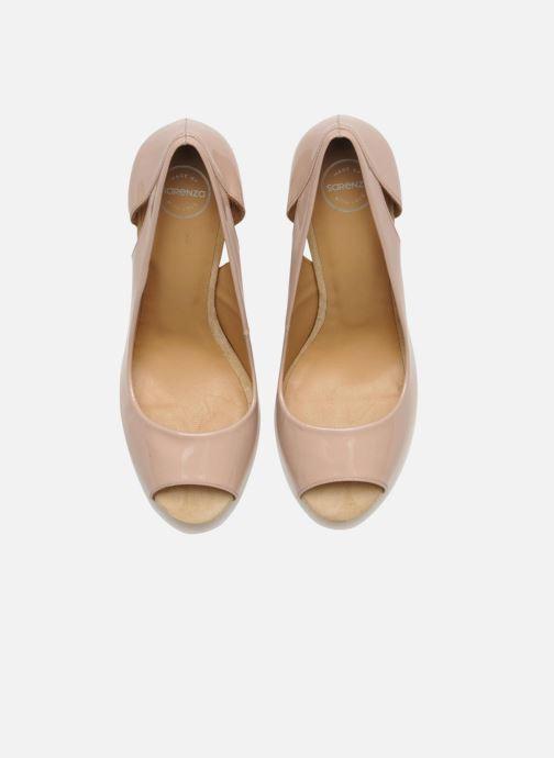 Escarpins Made by SARENZA Carioca Crew Escarpins #7 Rose vue portées chaussures