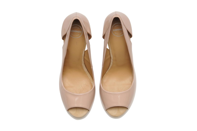 High heels Made by SARENZA Carioca Crew Escarpins #7 Pink model view