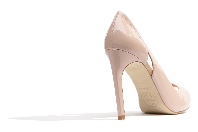 High heels Made by SARENZA Carioca Crew Escarpins #7 Pink front view