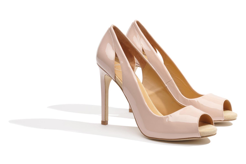 High heels Made by SARENZA Carioca Crew Escarpins #7 Pink back view