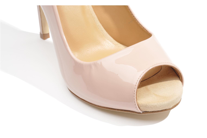 High heels Made by SARENZA Carioca Crew Escarpins #7 Pink view from above