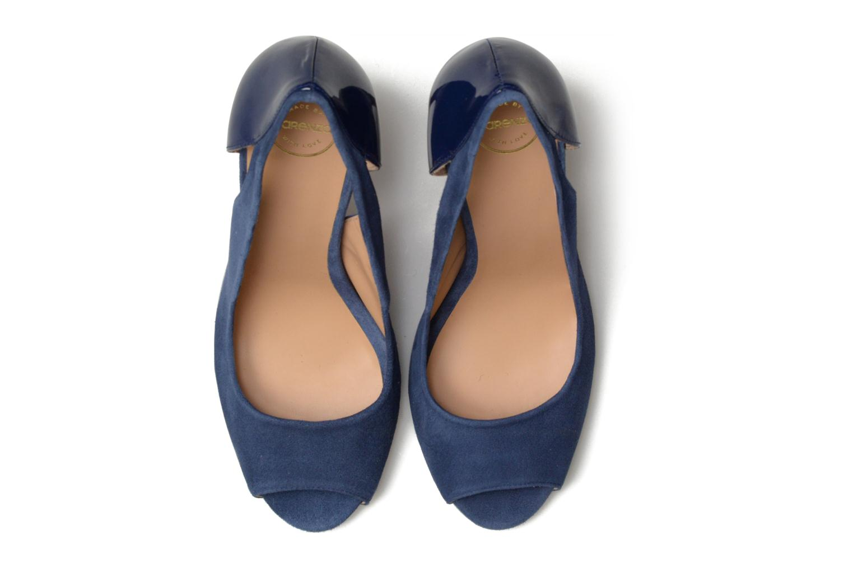 Escarpins Made by SARENZA Carioca Crew Escarpins #7 Bleu vue portées chaussures