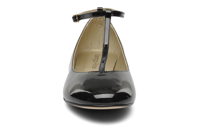 Ballerines Georgia Rose Lamirna Noir vue portées chaussures