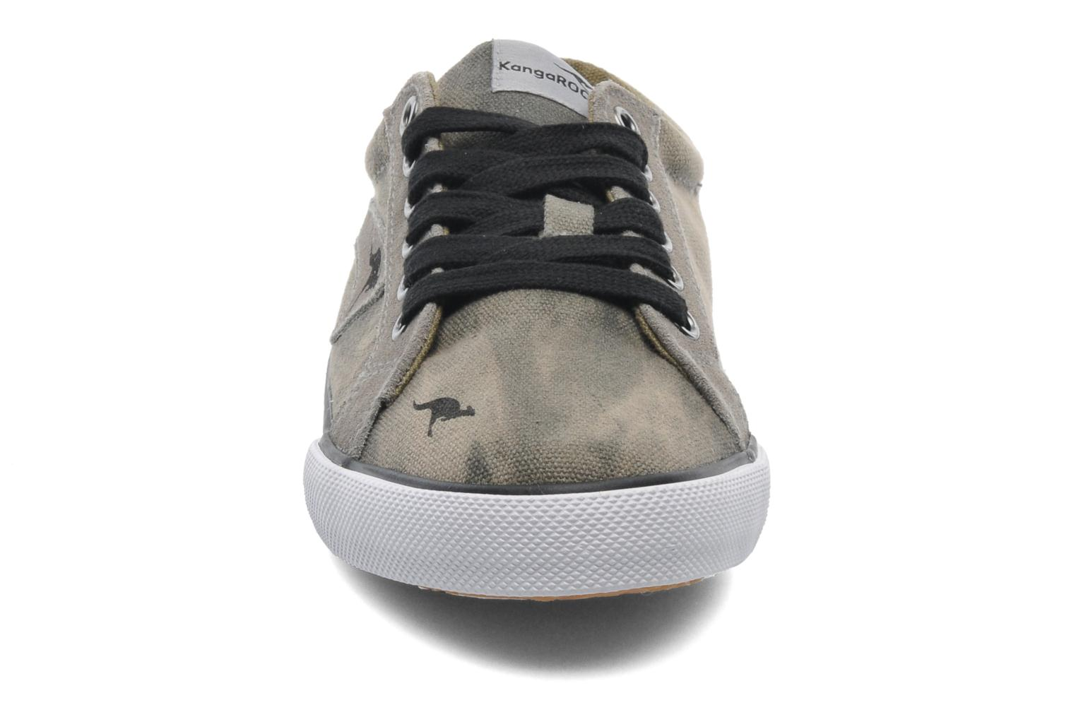 Trainers Kangaroos KangaVulcT 2039 Grey model view