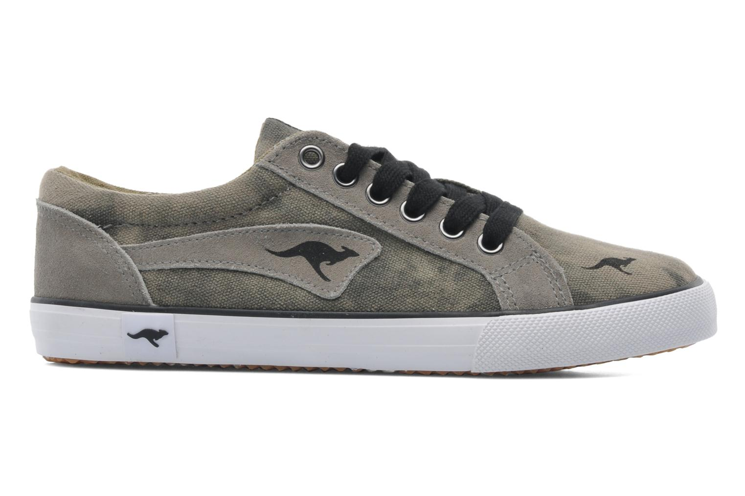Trainers Kangaroos KangaVulcT 2039 Grey back view