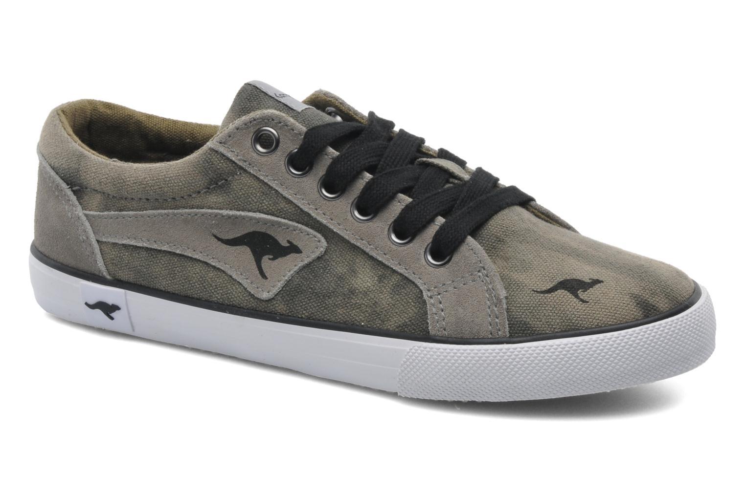 Trainers Kangaroos KangaVulcT 2039 Grey detailed view/ Pair view