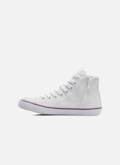 Sneakers Kangaroos KangaVulcT 2053 Wit voorkant