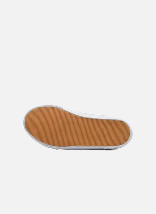 Sneaker Kangaroos KangaVulcT 2053 weiß ansicht von oben