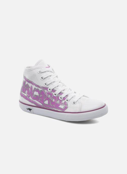 Sneakers Kangaroos KangaVulcT 2053 Bianco vedi dettaglio/paio
