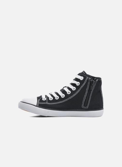 Sneaker Kangaroos KangaVulcT 2053 schwarz ansicht von vorne
