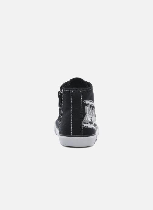 Sneaker Kangaroos KangaVulcT 2053 schwarz ansicht von rechts