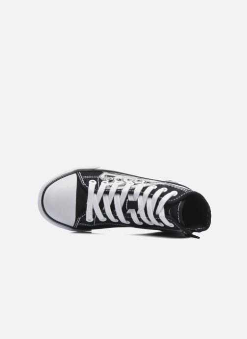 Sneakers Kangaroos KangaVulcT 2053 Zwart links