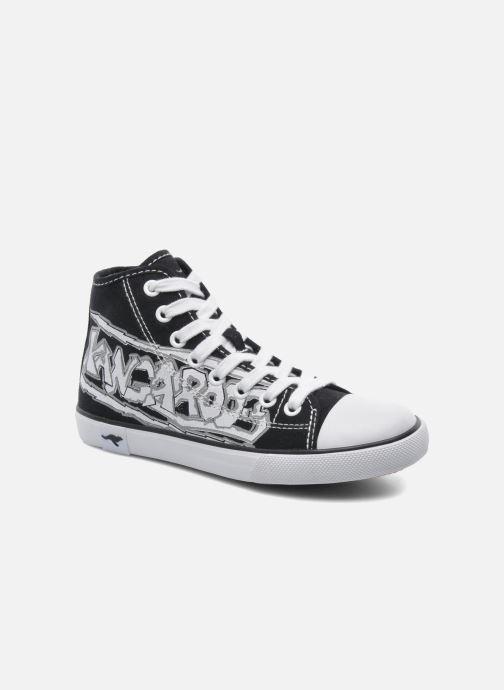 Sneakers Kangaroos KangaVulcT 2053 Zwart detail